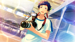 (Blazing Athletic Festival) Yuzuru Fushimi CG