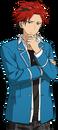 (Dutiful Advice) Kuro Kiryu Full Render