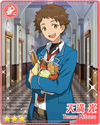 (Pastries) Mitsuru Tenma
