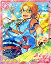 (Sunlit Sunflowers) Makoto Yuuki Bloomed