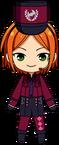 Hinata Aoi Easter Outfit chibi