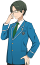 Keito Hasumi (Card) Full Render