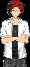 Kuro Kiryu 2nd Year Summer School Dialogue Render