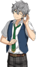 (Sea Breeze and Advice) Izumi Sena Full Render