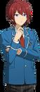 (Serving Goal) Tsukasa Suou Full Render