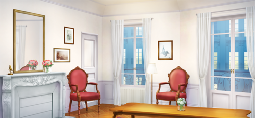 Apartment in France (Night - Bright) Full