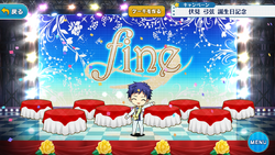 Yuzuru Fushimi Birthday 2018 Stage