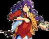 (4th Anniversary) Souma Kanzaki Full Render Bloomed