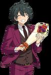 (Bouquet of Gratitude) Mika Kagehira Full Render Bloomed