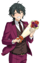 (Bouquet of Gratitude) Mika Kagehira Full Render Bloomed
