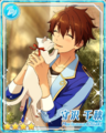 (Kitten and Sunset) Chiaki Morisawa Bloomed