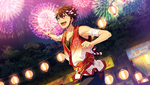 (Smiles and Fireworks) Chiaki Morisawa CG2