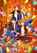 Ensemble Stars Anime Special Edition DVD 1