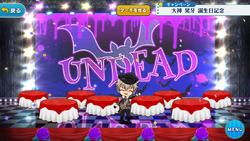 Koga Oogami Birthday 2018 Stage