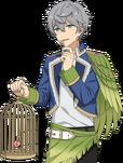 (Blue-Hooded Parrot) Izumi Sena Full Render