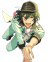 (Cheval Summer) Mika Kagehira Full Render Bloomed
