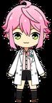 Tori Himemiya Doctor chibi