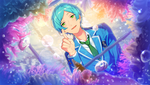 (The Song of Winter) Kanata Shinkai CG