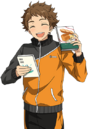 (Books and Discovery) Mitsuru Tenma Full Render Bloomed