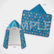 Bkub Collab Hooded Blanket