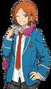 Hinata Aoi (Card) Full Render Bloomed