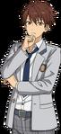 (Senpai's 1st Year) Chiaki Morisawa Full Render