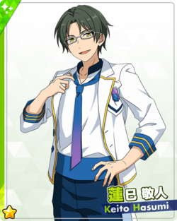 (An Idol) Keito Hasumi M Bloomed