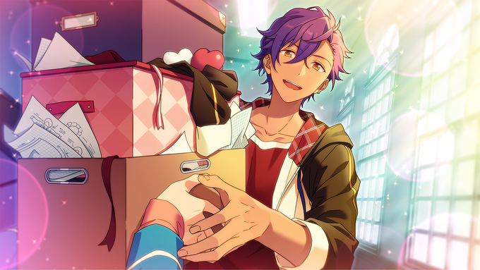 (Gift to Deliver) Adonis Otogari CG