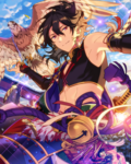 (Hawk's First Dance) Rei Sakuma Frameless Bloomed