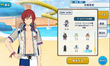 Natsume Sakasaki Pool Event Outfit