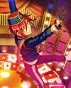(Eccentric Secret) Natsume Sakasaki Frameless Bloomed