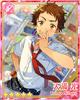 (Naive Summer's Sky) Mitsuru Tenma