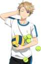 (Narcissism) Arashi Narukami Full Render Bloomed