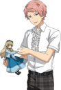 (New Outfit) Shu Itsuki Full Render Bloomed