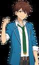 Chiaki Morisawa (Card) Full Render