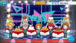 Yuta Aoi Birthday 2018 1k Stage
