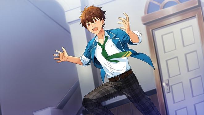 (Solitary Intruder) Chiaki Morisawa CG
