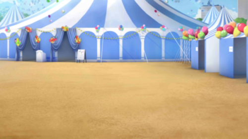 Circus Tent Outdoors Full