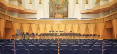 Concert Hall Full