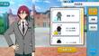 Ibara Saegusa Student Uniform Outfit