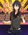 (Charming Drums) Rei Sakuma Frameless Bloomed