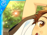 (Delivered at the Speed of Light) Mitsuru Tenma