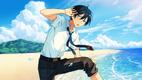 (Summer Breeze Sunflowers) Hokuto Hidaka CG