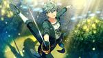 (Sword Leap) Izumi Sena CG2