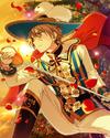 (The Princess and the Knight) Tomoya Mashiro Frameless Bloomed
