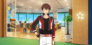 Chiaki Morisawa ES RYUSEITAI Uniform Outfit