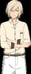 Eichi Tenshouin Casual Summer Dialogue Render