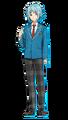 Hajime Shino Anime Profile