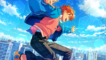(Youth that Begins Here) Subaru Akehoshi CG