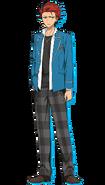Kuro Kiryu Anime Profile